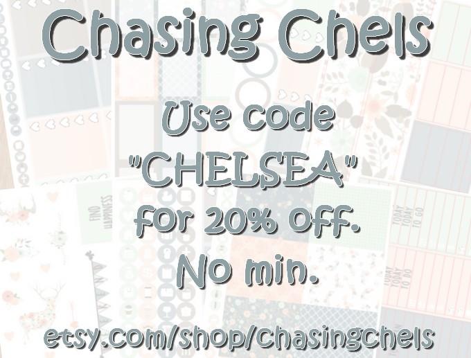 Chasing Chels