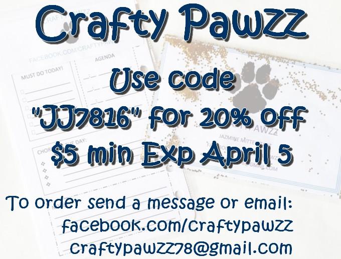 Crafty Pawzz