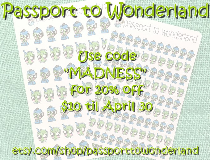 Passport to Wonderland